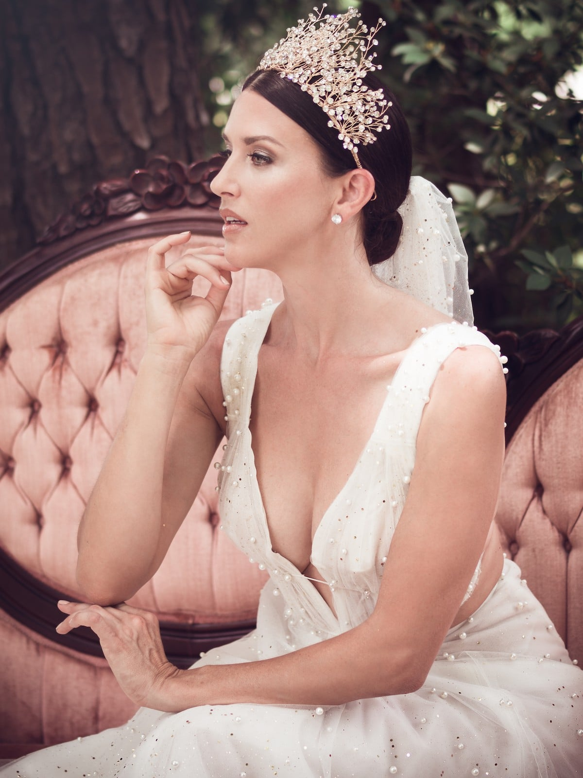 Trends Studio Hair and Makeup Lounge Bridal Five